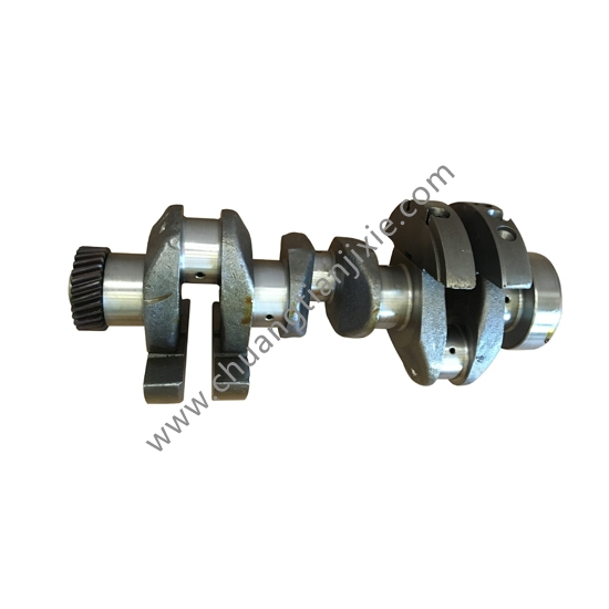 Crankshaft forged-F3L912